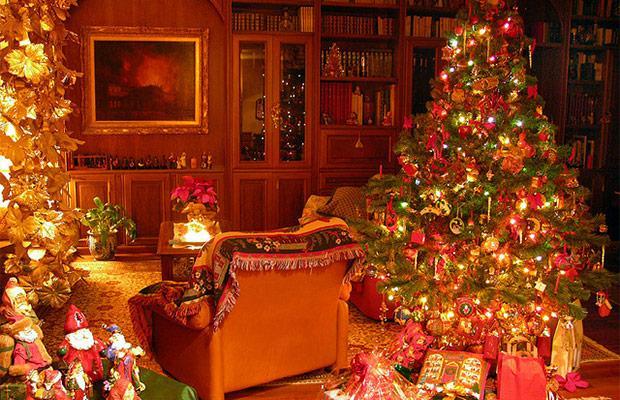 come addobbare la casa per natale tavola natalizia : Come addobbare casa per Natale 2014: idee, consigli e decorazioni da ...