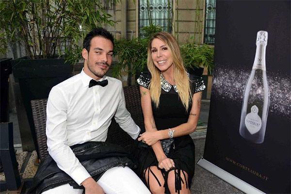Guendalina Canessa lascia Luca Marin: colpa dell'ex marito?