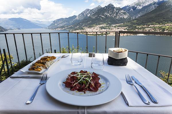 I 10 Ristoranti più alti d'Italia... per chi ama mangiare con tanto di adrenalina.