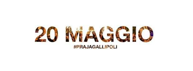 Dal 20 Maggio riparte la stagione estiva di Gallipoli con l'apertura della Praja...