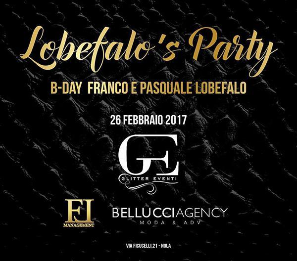 Domenica 26 Febbraio si ripete l'appuntamento annuale della Franco Lobefalo Management di Pomigliano (NA).