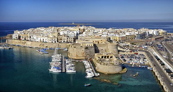 Gallipoli: le origini, la storia e il presente... oggi è meta turistica internazionale!