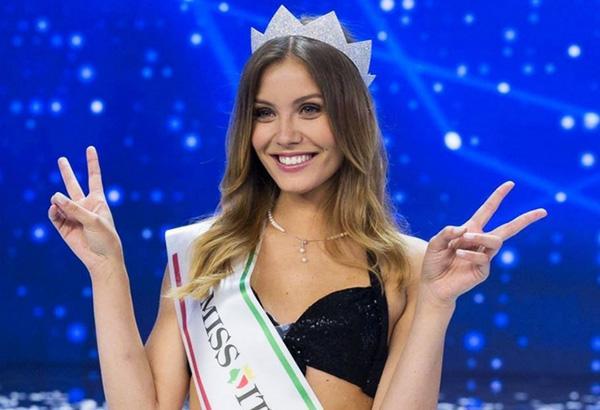 Miss Italia 2017 è Alice Rachele Arlanch: ha 21 anni ed è di Vallarsa (TN)