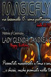 Halloween Party con Andrea Ceccon Dj and Lady Glenda Voice