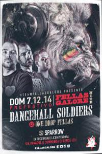 #teamfellasgalore presents DANCEHALL SOLDIERS