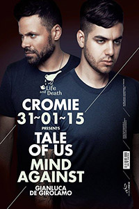 Tale of Us e i Mind Against al Cromie