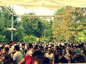 Mandarino Club Open Air Closin...