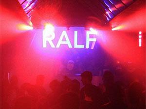 JUICE Club pres. Guest DJ RALF...
