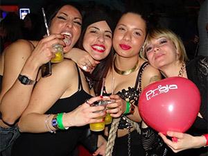 CLOSING PARTY: Ultima notte de...