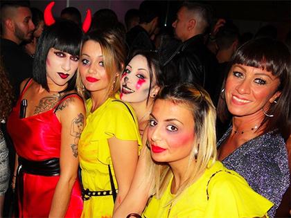La Notte di #Halloween by BIBA...